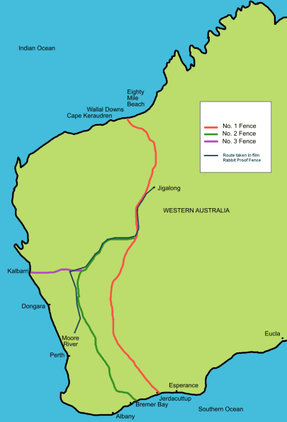 rabbit_proof_fence_map_showing_route