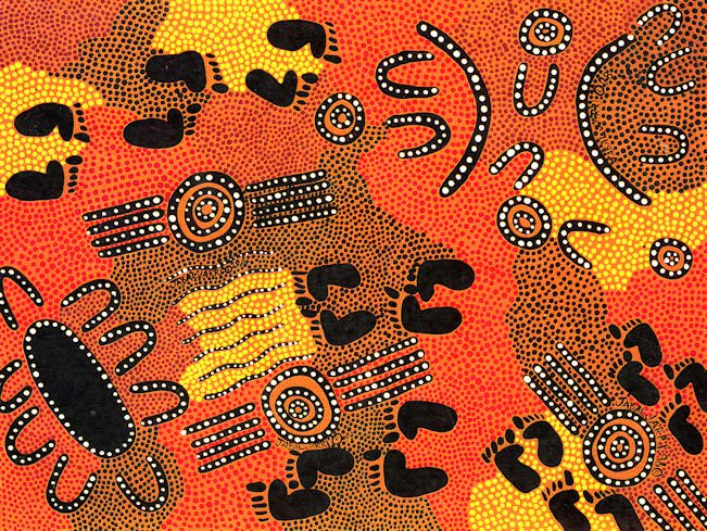 Aboriginal Art Teach Indigenous Knowledge